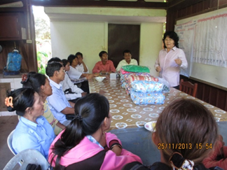 Teachers' training seminar